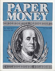 Paper Money (January/February 1996)