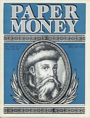 Paper Money (July/August 1996)