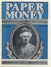 Paper Money (November/December 1996)