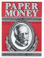 Paper Money (November/December 1997)