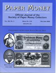 Paper Money (May/June 2002)