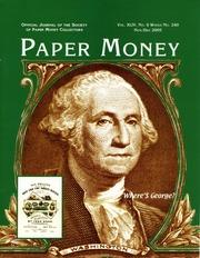 Paper Money (November/December 2005)