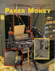 Paper Money (March/April 2006)