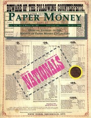 Paper Money (May/June 2006)