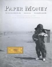 Paper Money (November/December 2006)