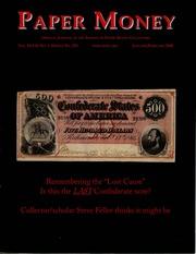 Paper Money (January/February 2008)