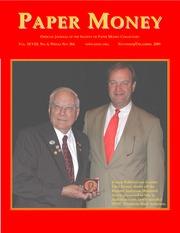 Paper Money (November/December 2009)