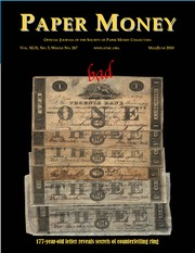 Paper Money (May/June 2010)