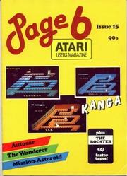 New Atari User/Page 6 : Free Texts : Free Download, Borrow and ...