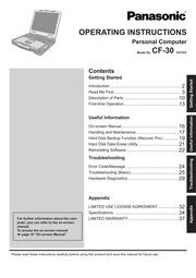panasonic toughbook cf 54 manual