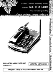 at t answering machine 1740 manual