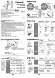 panasonic kx tga 642 manual