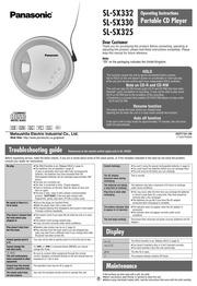 panasonic sl sx313 portable cd player user manual panasonic free rh archive org pioneer cd player user manual pioneer cd player user manual