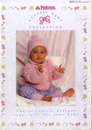 Patons 305 Classic Baby Collection : Free Download, Borrow