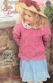 Patons Knitting Pattern Archive : Patons 382 Knitting for Baby : Free Download & Streaming : Internet Archive