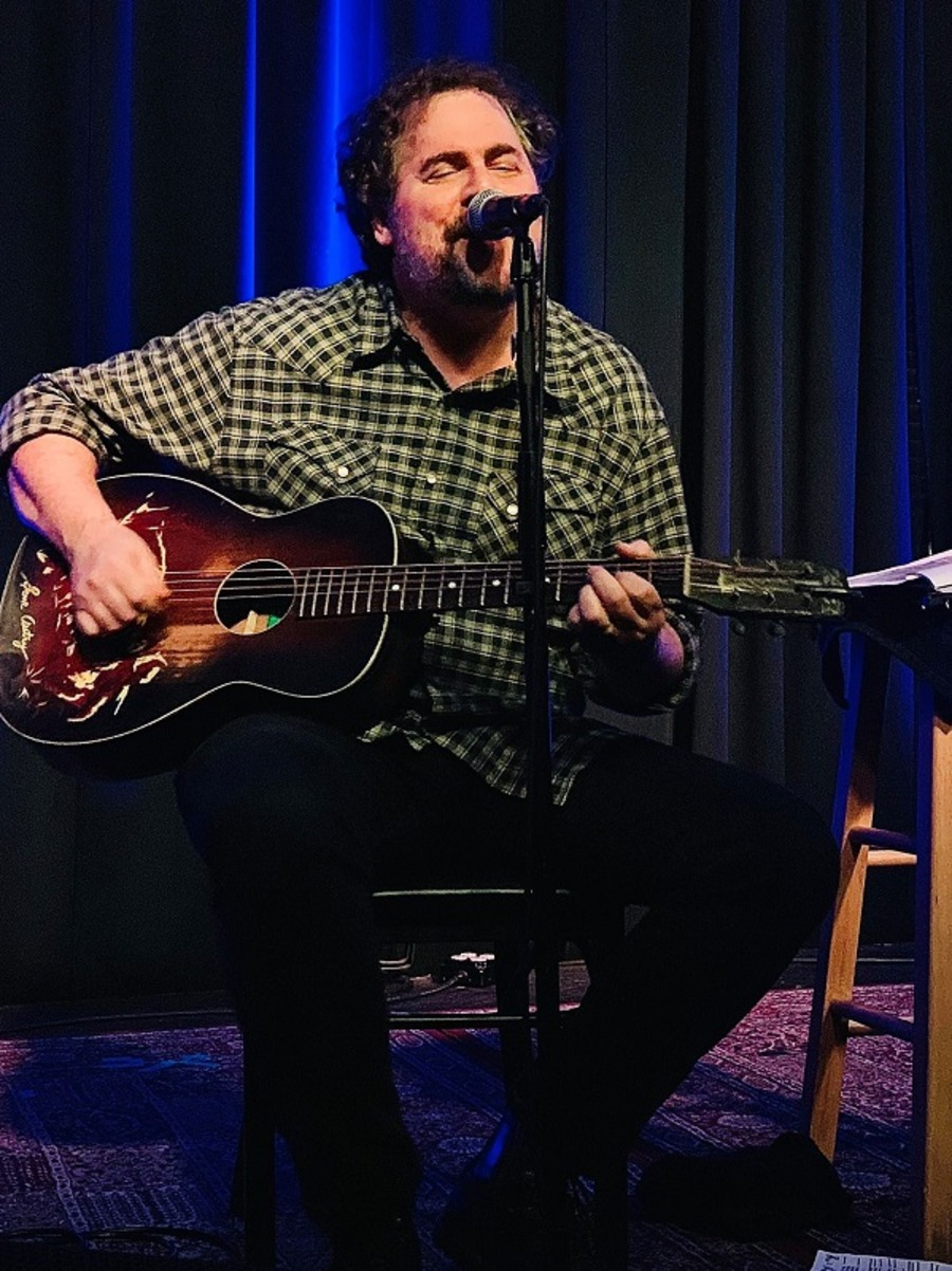 Patterson Hood Live at The Attic on 2019-12-07 : Free Download ...