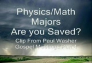 Paul Washer video