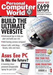 Personal Computer World (UK) : Free Texts : Free Download, Borrow