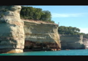 Pictured Rocks At B B Roll