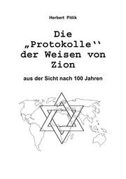 Protokoll Der Weisen Von Zion