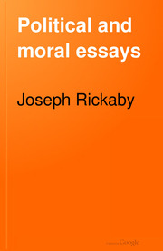 essays political and moral Social, moral, and political philosophies are three branches that share elements, but are different in application this paper considers what the fields ha.
