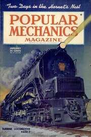 Popular Mechanics Free Texts Free Download Borrow And Streaming