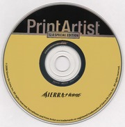 Printartist 12 0 Special Edition 2000 Sierra On Line Free Download Borrow And Streaming Internet Archive