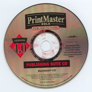 printmaster gold 4.0