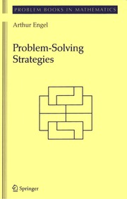 problem solving strategies by arthur engel free download