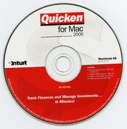 Quicken for Mac 2005 (357992) (Intuit) (2004) : Free