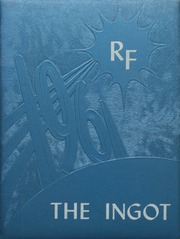 Cover image of River Forest High School's yearbook, The Ingot
