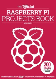 The official raspberry pi projects book volume 3 2018