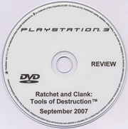 Ratchet and Clank: Tools of Destruction (2007-09-20 prototype)