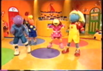 Ready To Play With The Tweenies Vhs 1999 Bbc