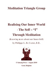 psychosynthesis and the inner life What is psychosynthesis and a toolbox for life the psychosynthesis approach affirms the reality of this gives us an experience of inner.