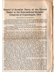 an introduction to the socialist party of the united states What are some examples of socialism supported by there are no examples of socialism in the united states simply member the socialist party of great britain.