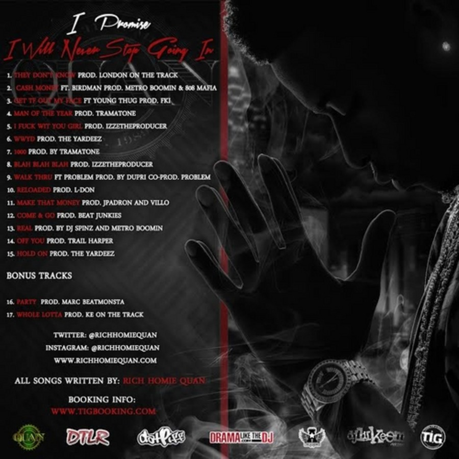 rich homie quan hoe : Free Download, Borrow, and Streaming