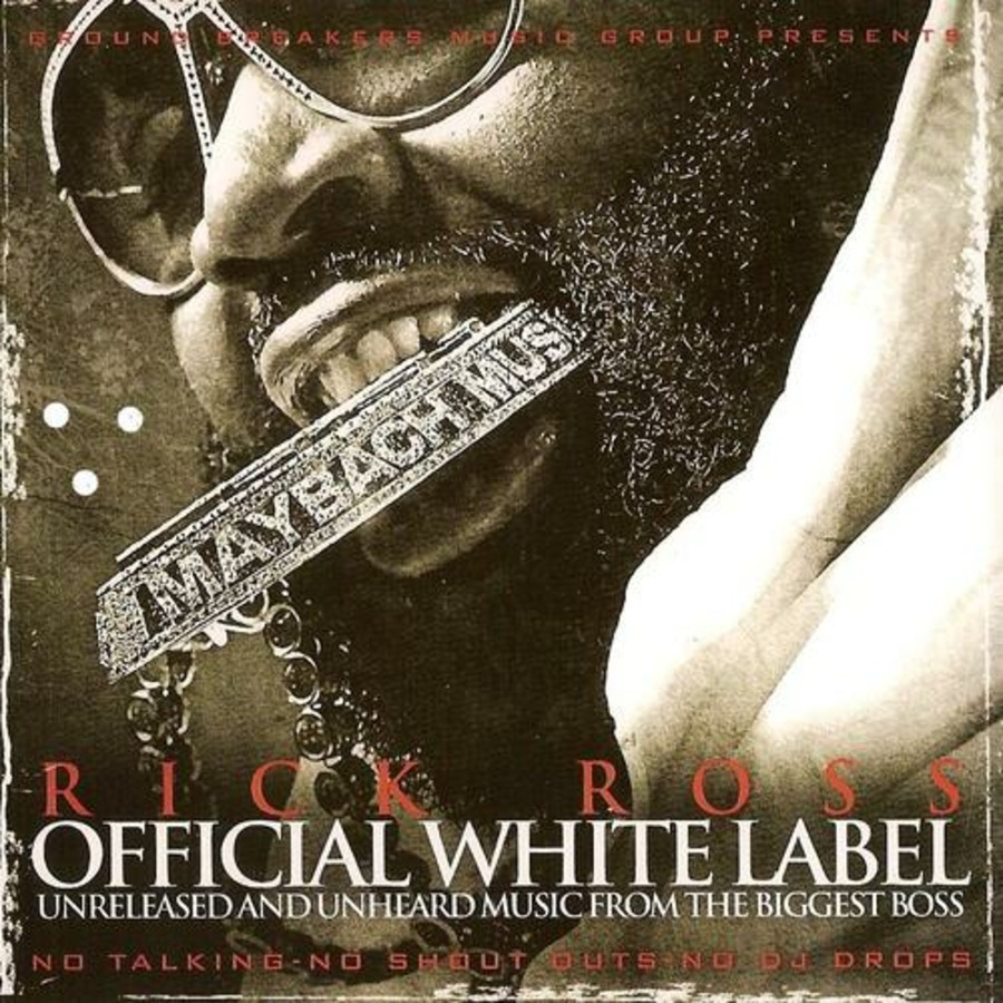 Rick Ross - Official White Label : Free Download, Borrow