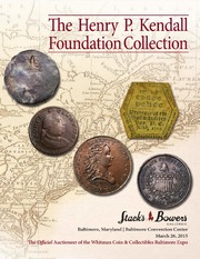 The Henry P. Kendall Foundation Collection
