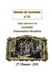 Brazilian Numismatic Society Bulletin (no. 54)
