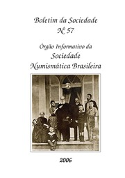Brazilian Numismatic Society Bulletin (no. 57)