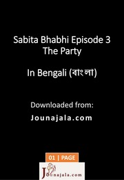 Sabita Bhabhi Episode 3 : Free Download, Borrow, and