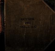 Sacramento County assessor map book, 1921, A-C (v.2) : Sacramento ...
