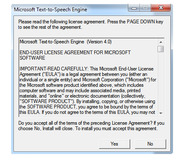Microsoft Text To Speech Pack : Microsoft : Free Download
