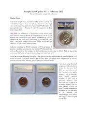 Sample Slab Update Newsletter #17