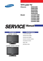 """television manuals free texts free download borrow and rh archive org Samsung 61"""" HDTV Samsung HL61A750 DMD Chip"""