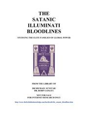 Satanic Illuminati Bloodlines : Free Download, Borrow, and