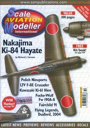 Scale Aviation Modeller International - Volume 4 Issue 9