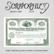 Scripophily (pg. 23)