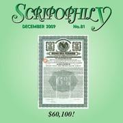 Scripophily (pg. 37)